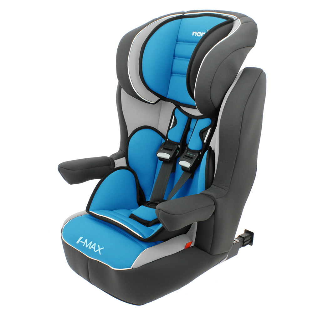 si ge auto i max sp isofix agora petrole groupe 1 2 3 de nania sur allob b. Black Bedroom Furniture Sets. Home Design Ideas
