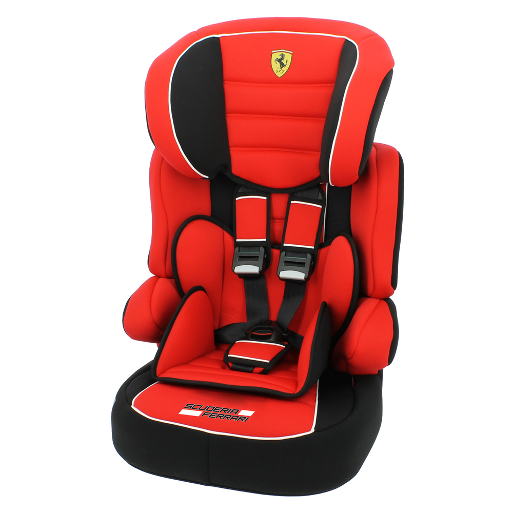 Siège Auto Beline Sp Ferrari Rouge