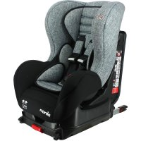 Siège auto cosmo isofix silver - groupe 0/1