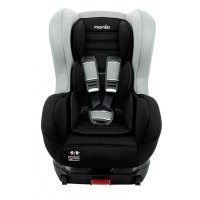 Siège auto cosmo isofix luxe gris - groupe 0/1