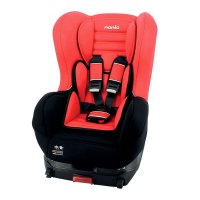 Siège auto cosmo isofix luxe rouge - groupe 0/1