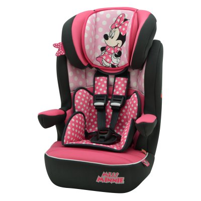 si ge auto i max disney luxe minnie mouse groupe 1 2 3 de nania sur allob b. Black Bedroom Furniture Sets. Home Design Ideas