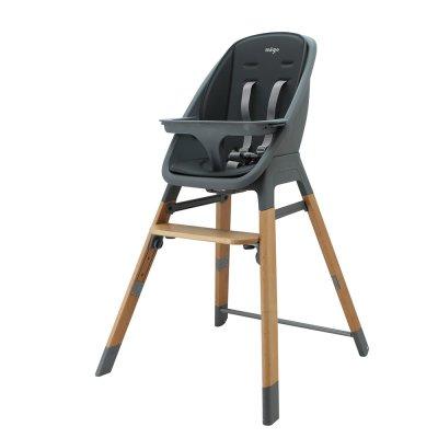 Chaise haute bébé évolutive mady 4 en 1 Migo