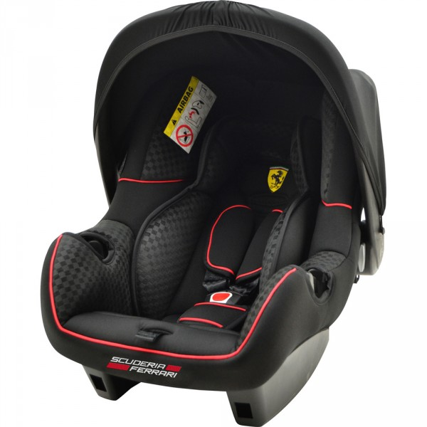 si ge auto coque beone ferrari noir groupe 0 15 sur allob b. Black Bedroom Furniture Sets. Home Design Ideas