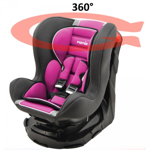si ge auto revo 360 framboise groupe 0 1 30 sur allob b. Black Bedroom Furniture Sets. Home Design Ideas