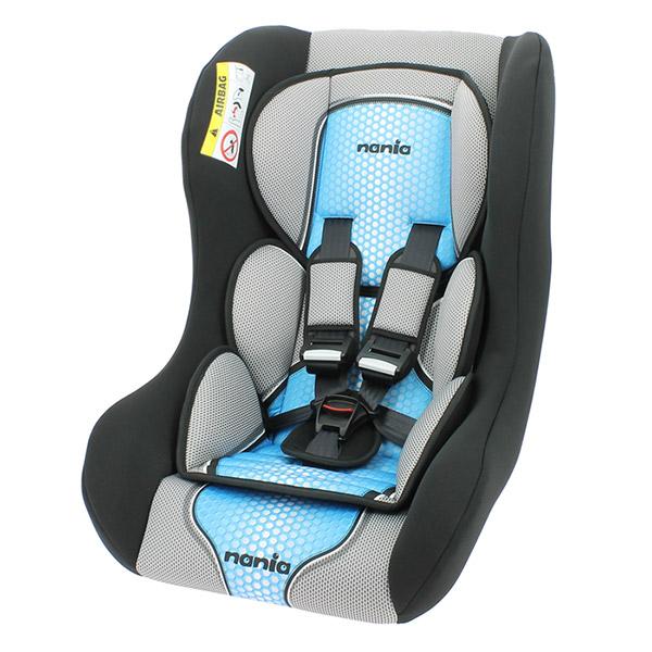Siège auto trio comfort bleu groupe 0 1 2