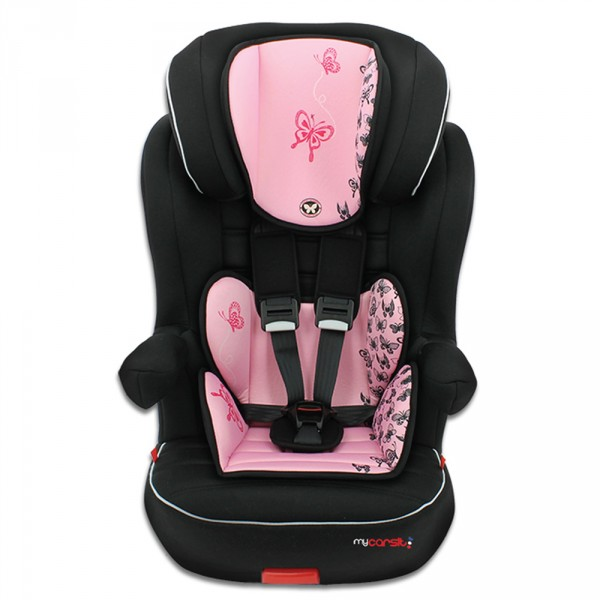 si ge auto i max sp isofix butterfly groupe 1 2 3 30 sur allob b. Black Bedroom Furniture Sets. Home Design Ideas