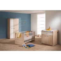 Chambre bébé trio noname armoire 2 portes