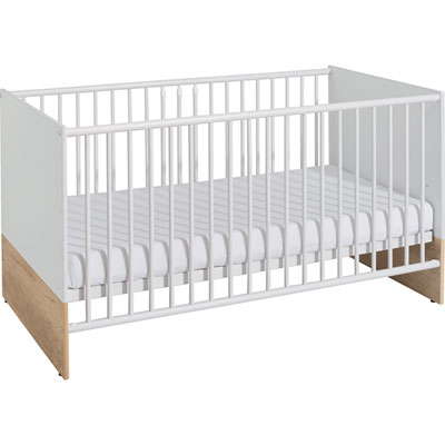 Chambre bébé trio nanou armoire 2 portes Paidi