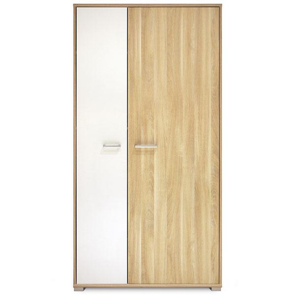 Chambre complète pour bébé noname avec armoire 2 portes Paidi