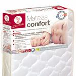 Matelas bébé confort 60 x 120 cm