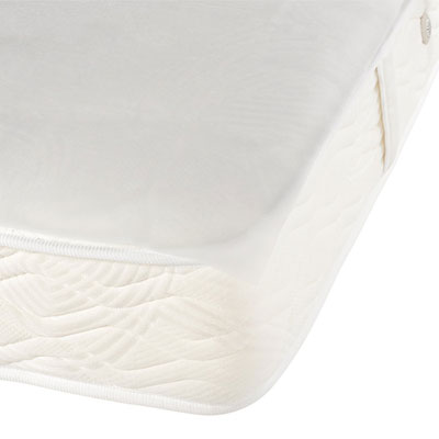 Lot de 5 prot ge matelas imperm able jetable 60 x 120 cm for Protege matelas jetable