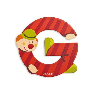 Lettre clown g Janod