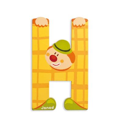 Lettre clown h Janod
