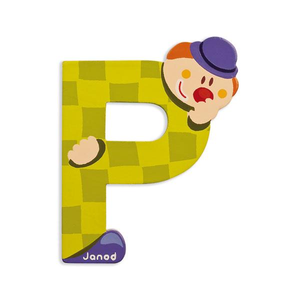 Lettre clown p Janod