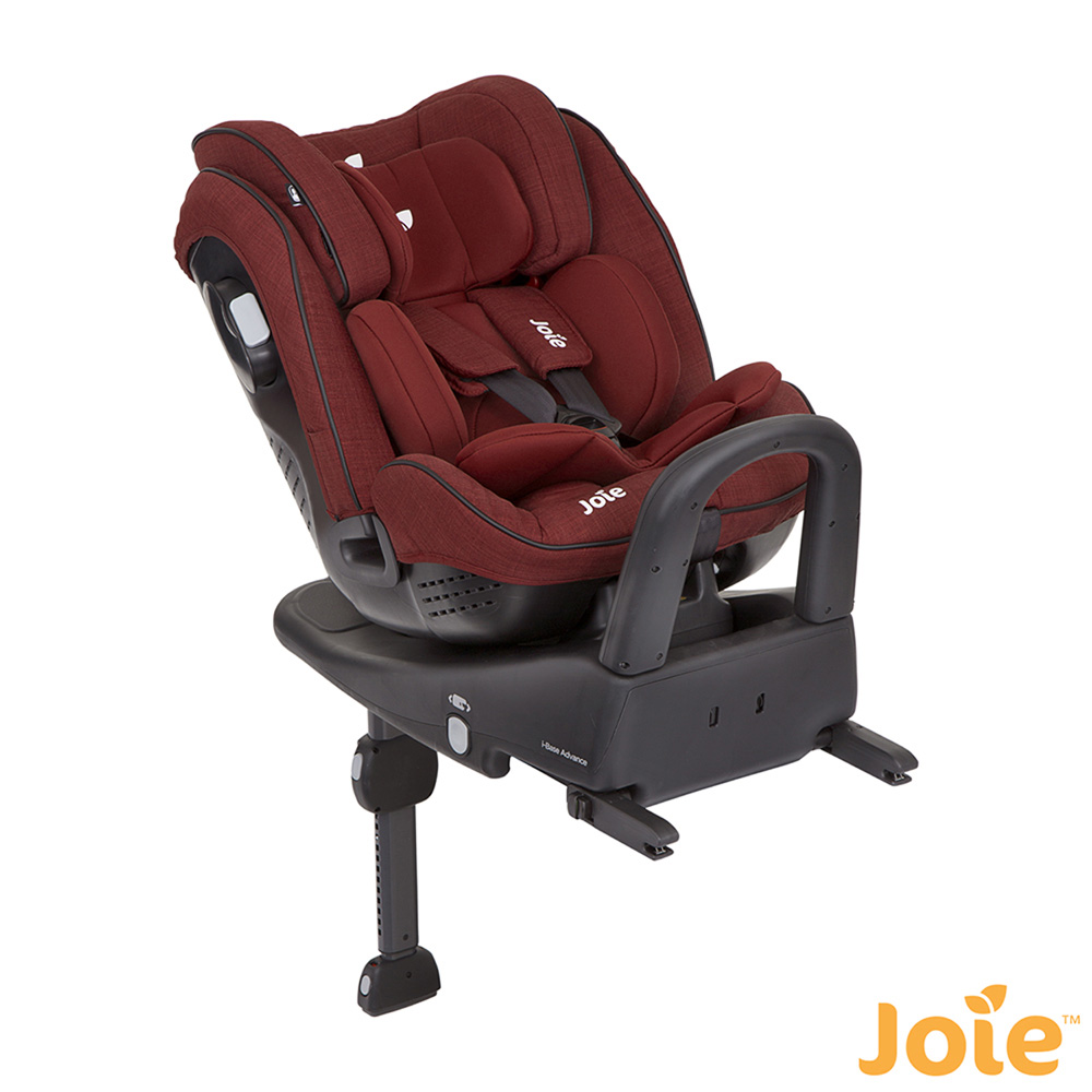 si ge auto stages isofix cranberry groupe 0 1 2 de joie chez naturab b. Black Bedroom Furniture Sets. Home Design Ideas