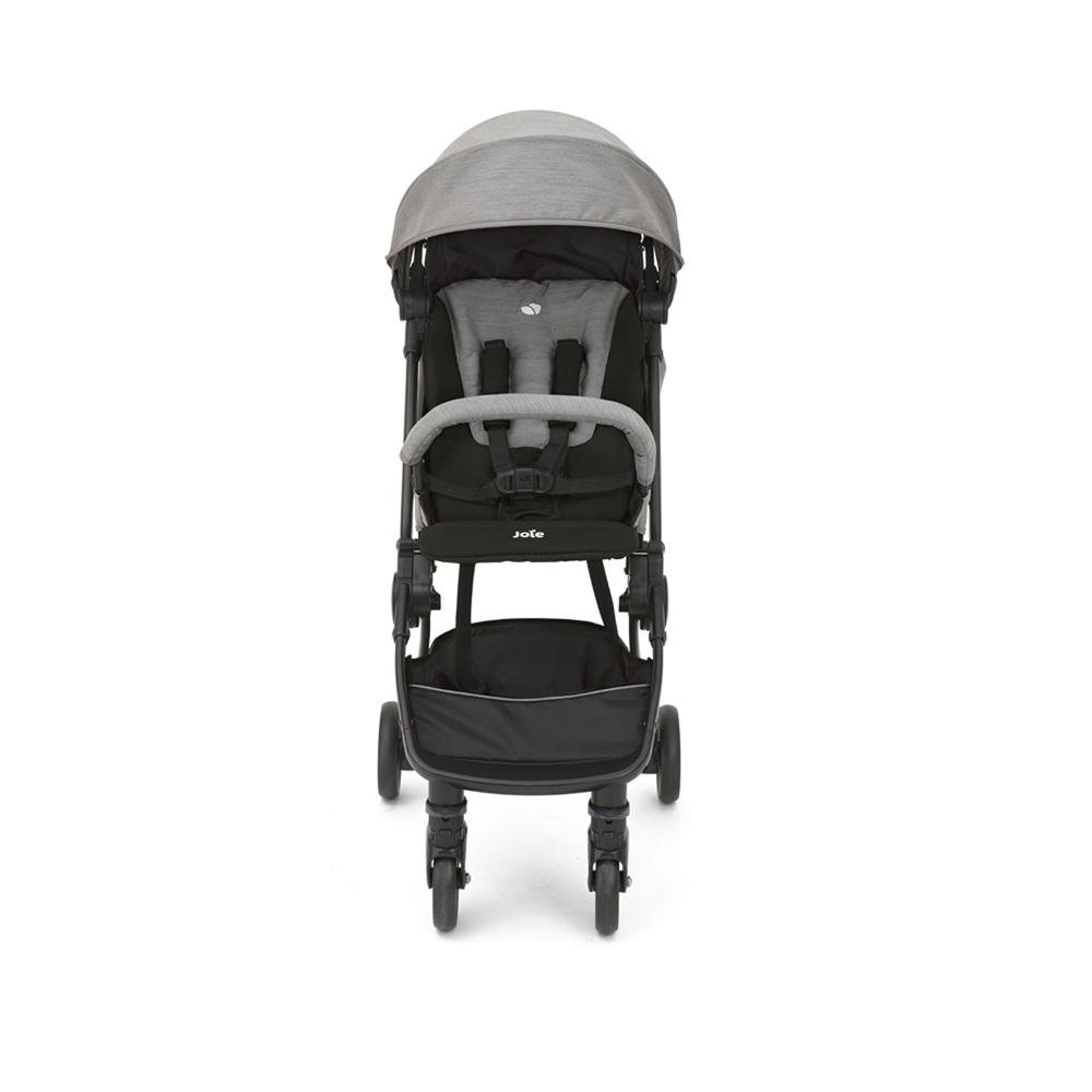 poussette canne pact lite grey flannel de joie. Black Bedroom Furniture Sets. Home Design Ideas