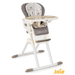 Chaise haute mimzy 360 ned et gilbert pas cher