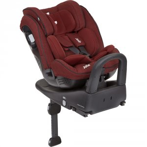 Siège auto stages isofix cranberry groupe 0+/1/2