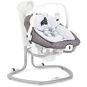 Balancelle bébé 2 en 1 serina kloe et bert gray