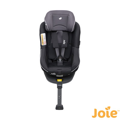 Siège auto spin 360° two tone black - groupe 0+/1 Joie