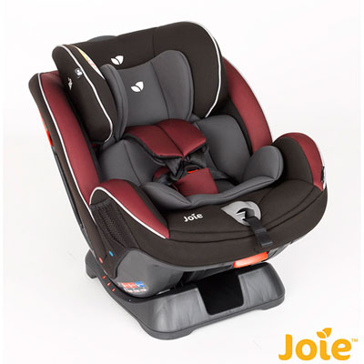 Siège auto stages burgundy charcoal - groupe 0+/1/2 Joie