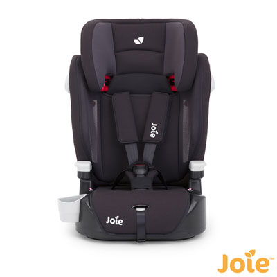 Siège auto elevate two tones black - groupe 1/2/3 Joie
