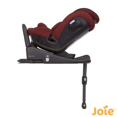 Siège auto stages isofix cranberry groupe 0+/1/2 Joie