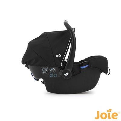 Pack poussette duo litetrax + coque groupe 0+ gemm chromium/black Joie