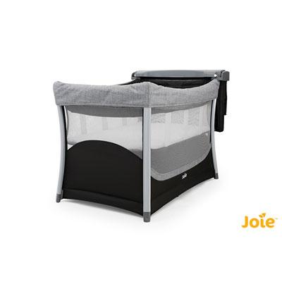 Lit pliant bébé illusion gris Joie
