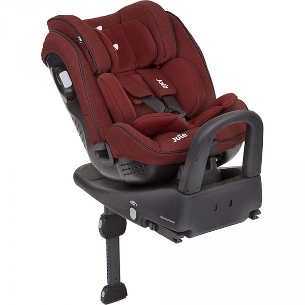 Si ge auto stages isofix cranberry groupe 0 1 2 5 sur for Siege auto isofix groupe 0 1 2