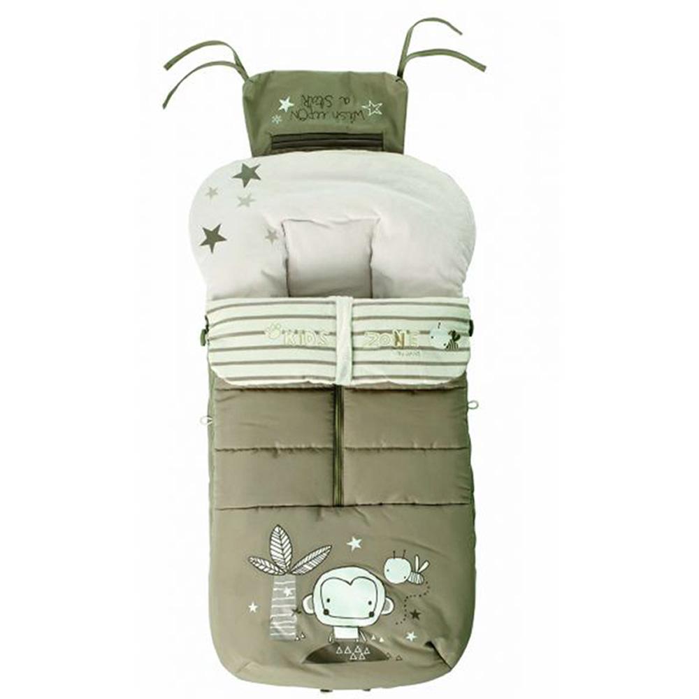 chanceli re universelle pour poussette nest plus jungle. Black Bedroom Furniture Sets. Home Design Ideas