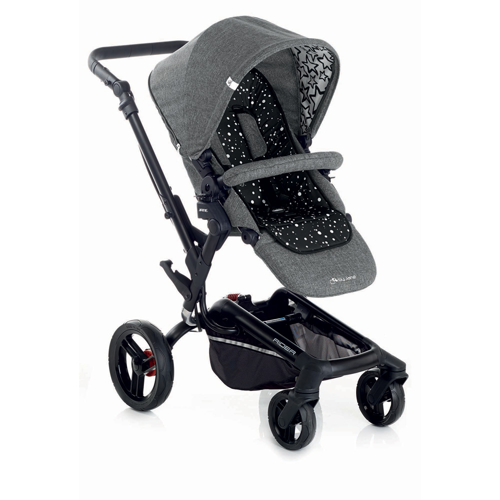 poussette combin trio rider avec transporter2 et strata. Black Bedroom Furniture Sets. Home Design Ideas