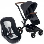 Poussette duo rider avec matrix light 2 jet black