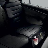 Protection intégrale pour siège noir