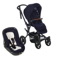 Pack poussette duo crosswalk r avec matrix light 2 sailor