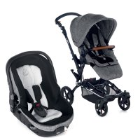 Poussette combiné duo epic avec matrix light 2 squared