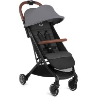 Poussette canne rocket jet black