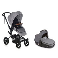 Pack poussette duo crosswalk r avec matrix light 2 squared