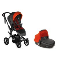 Pack poussette duo crosswalk r avec matrix light 2 nomads