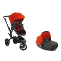 Pack poussette duo trider avec matrix light 2 nomads