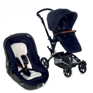 Poussette combiné duo epic avec matrix light 2 sailor