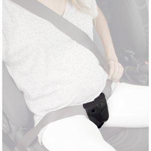 Ceinture de sécurité grossesse noir