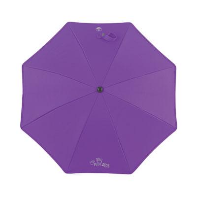 Ombrelle poussette universelle anti-uv lilac Jane