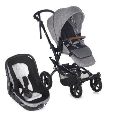 Poussette duo crosswalk r matrix light Jane