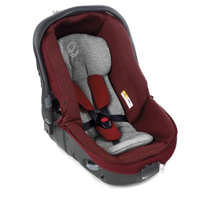Pack poussette duo epic avec matrix light 2 red being Jane