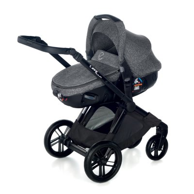 Pack poussette duo muum avec matrix light 2 squared Jane