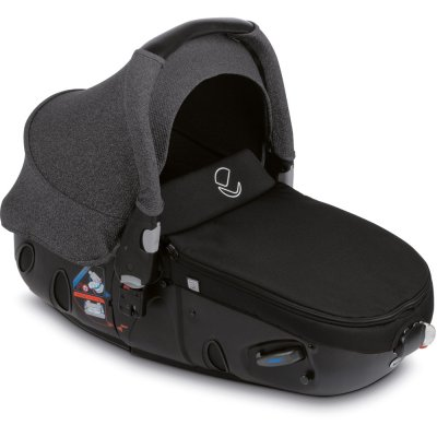 Pack poussette duo muum avec matrix light 2 jet black Jane