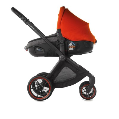 Pack poussette duo muum avec matrix light 2 nomads Jane