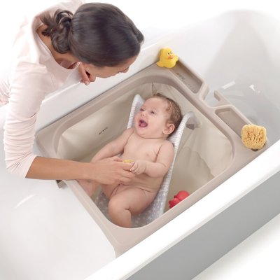 Baignoire pliable pour receveur de douche et baignoire Jane
